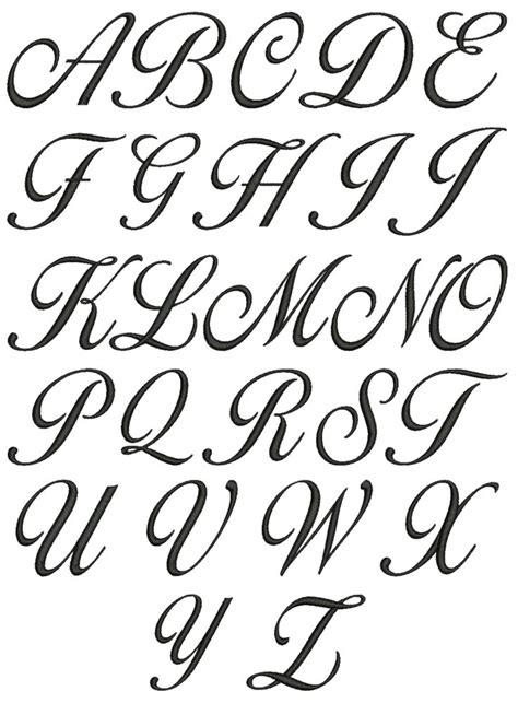 tattoo font making cursive font lettering art studio debi sementelli is a