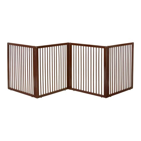 richell large wooden room divider 94911 the home depot