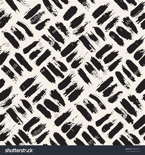 herringbone pattern brush vector seamless pattern abstract background brush stock