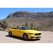 Free Photo Yellow Car Mustang Desert  Image