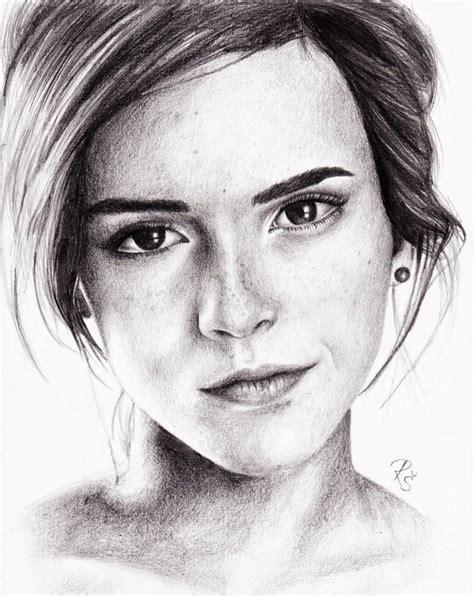 emma watson drawing emma watson by romcas on deviantart