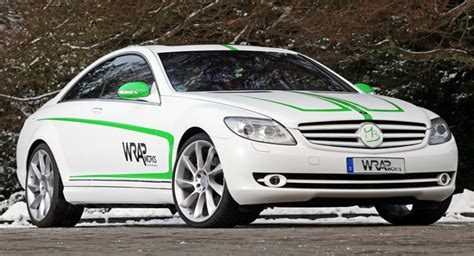 boat wraps tweed heads german tuner wraps and punches up performance of mercedes