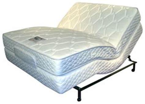 orthomatic standard adjustable bed