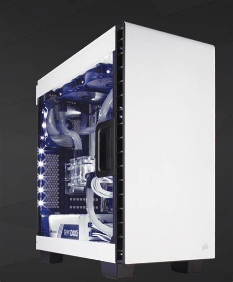 Corsair Carbide 400c White Gigabyte Intel And Corsair Summer Press Event Highlights