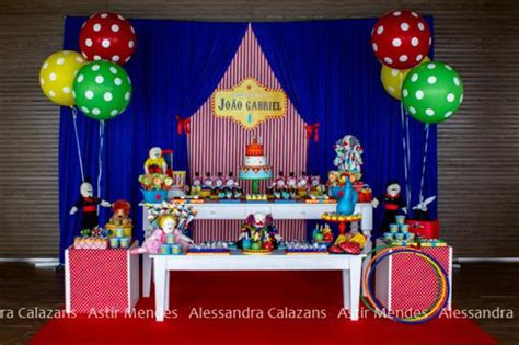 circus themed birthday decorations kara s ideas circus themed 1st birthday kara