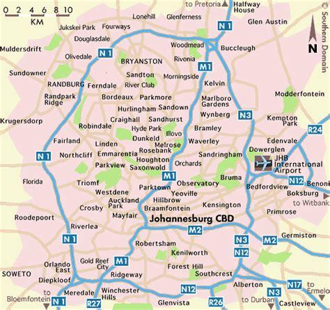 africa map johannesburg johannesburg south africa map images