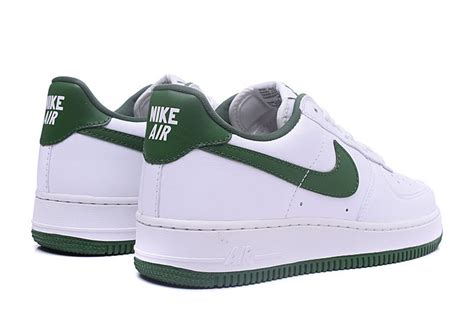 forest green sneakers various styles nike air 1 low retro summit white