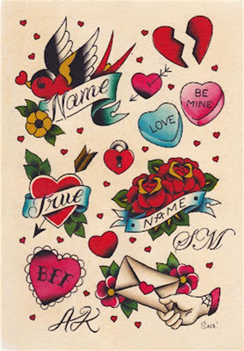 tattoo valentine images beastie weenie valentine s day flash
