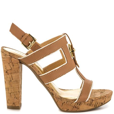 cork high heel sandals cork high heels is this shoe trend back high heels daily