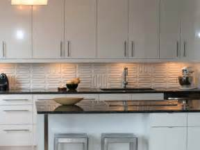 Modern Backsplash Kitchen Kitchen Modern And Elegant Design Of The Ann Sacks