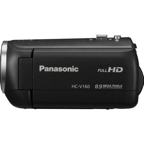 Handycam Panasonic Hc V160 panasonic hc v160 camcorders photopoint