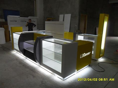 furniture mobile mobile phone shop furniture design for mall display mall