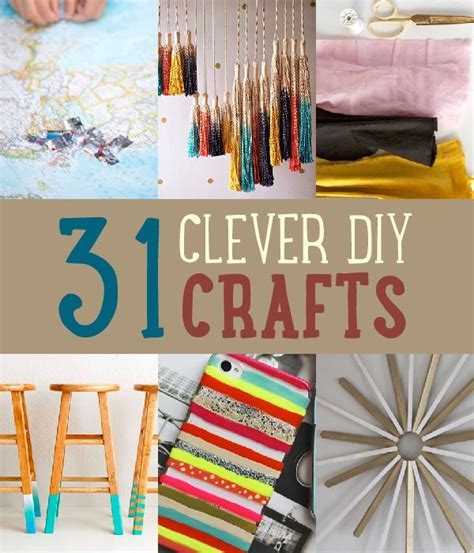 31 easy clever diy crafts and project ideas save on crafts