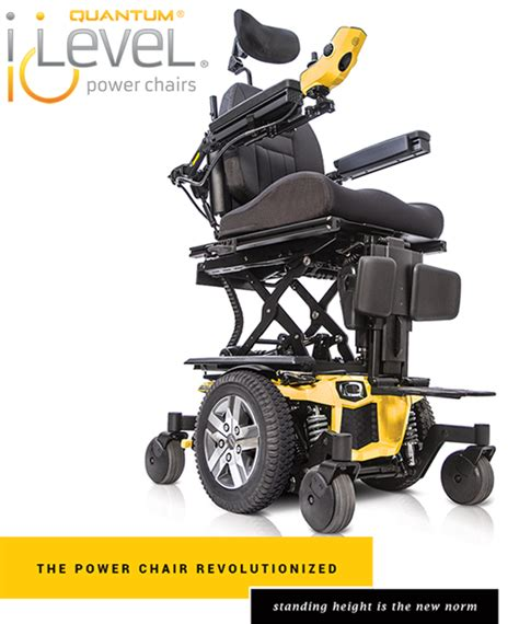 Quantum Power Chairs Learn About The Quantum Ilevel 174 Power Wheelchair Quantum