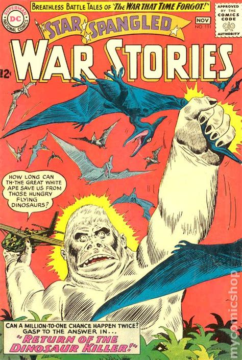during wartime stories books spangled war stories 1952 3 to 204 comic books