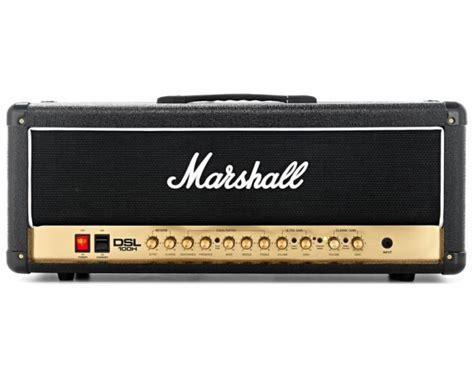 testata marshall marshall dsl100 testata valvolare per chitarra 100w