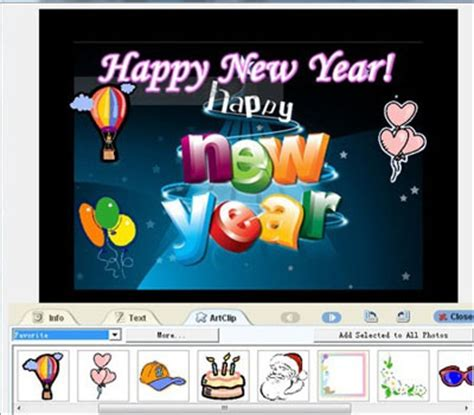 How To Send An E Gift Card - how to make a chinese new year greeting e card and send by email