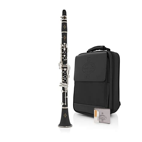 buffet b12 bb student clarinet outfit box opened at