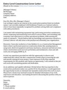 cover letter for architecture firm architecture firm cover letter internship architect