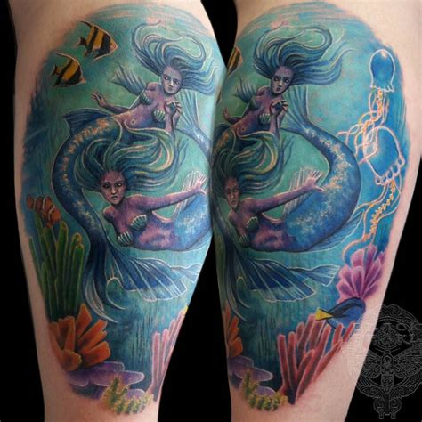 mermaids tattoo best tattoo ideas gallery