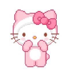 gambar gerak hello kitty deloiz wallpaper | review ebooks