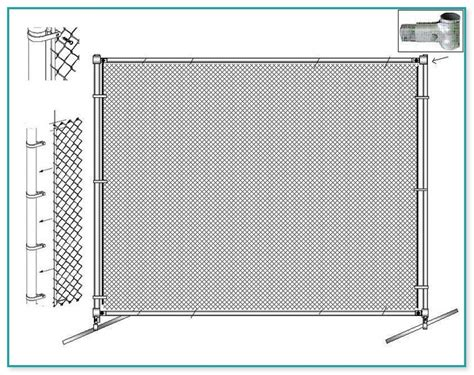 chain link fence sections chain link fence sections