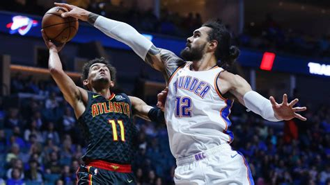 steven adams five years from his prime as star nba centre