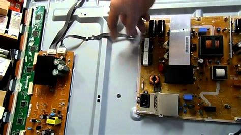 samsung plasma tv hpt4254 capacitor problems samsung pn43d450a2dxza plasma tv troubleshooting and