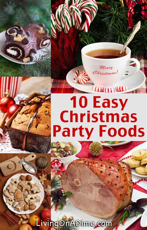 top 10 easy christmas party food ideas for kids 10 easy food ideas and easy recipes