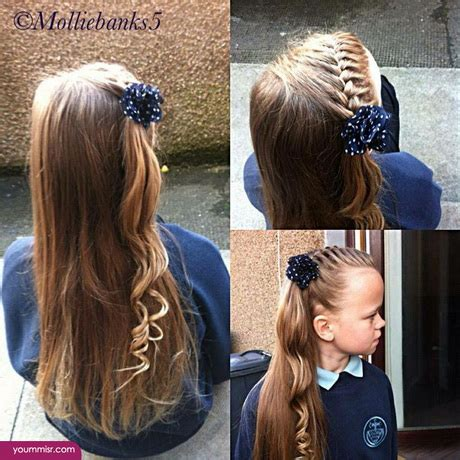 school hairstyles uk hairstyles 2016 for school