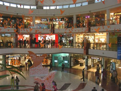 in mall mall shopping quality vs expense