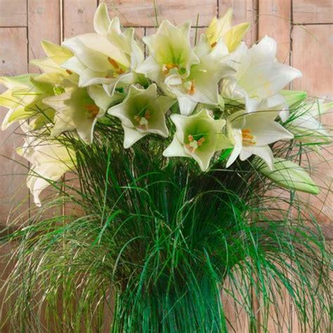 le lys de brooklyn bouquet de lys blanc les lys blanc d h 233 ra