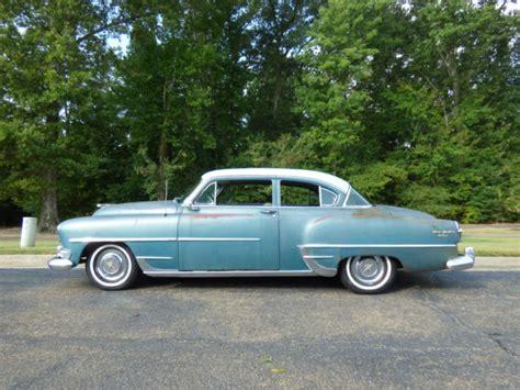 chrysler 2 door 1954 chrysler new yorker deluxe 2 door sedan 331 hemi 4
