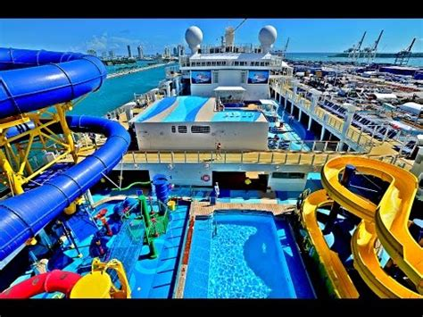 norwegian escape cruise ship video tour and review youtube