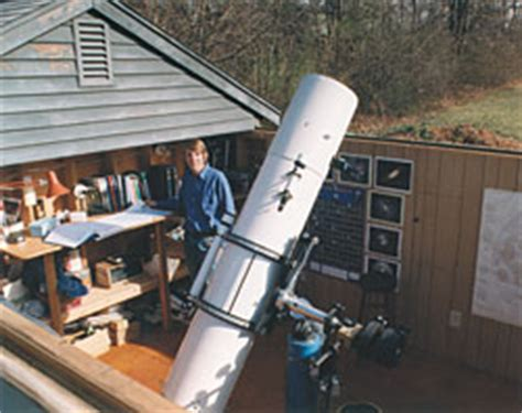 backyard observatory plans home built astronomy observatory pics about space