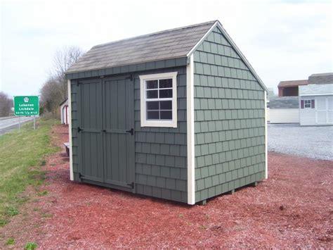custom buildings rebuild lives   storage shed