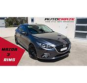 Mazda 3 Rims  Top Brand Alloy Wheels To Suit