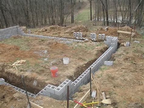 Log Cabin Foundation Options by Foundation Options For Small Cabin Studio Design