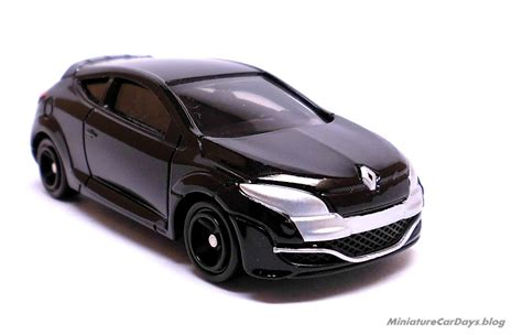 Tomica Renault Megane Rs miniaturecardays トミカ ルノー メガーヌrs 初回限定カラー