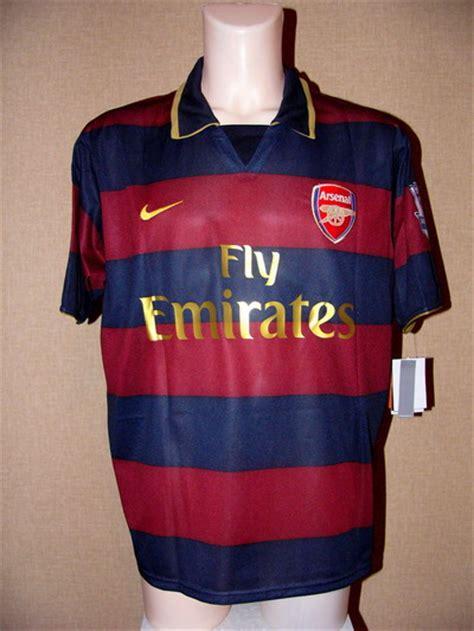 Baru Jersey Arsenal Away 2004 2005 sportsbookbloginfo best ten arsenal shirts such as invincibles kit highbury redcurrant