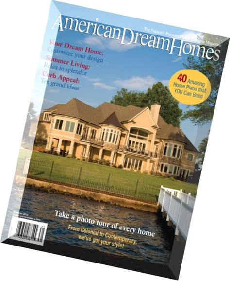 american dream homes magazine download american dream homes magazine summer 2013 pdf