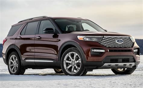 2019 Ford Explorer by Esta Es La Ford Explorer 2019 2020 Automotiva