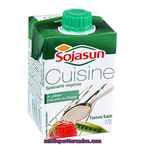 cocina vegetal comprar nata cocina vegetal sojasun 20 centilitros