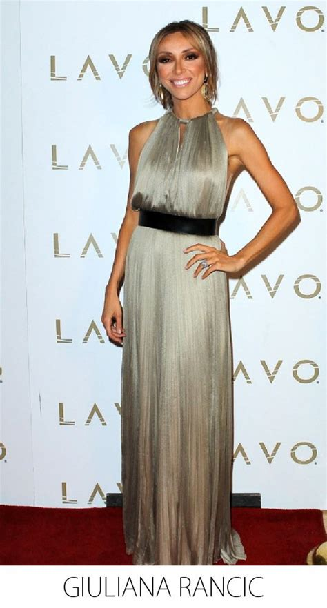 does guiliana rancic wear extensions 17 best images about maria lucia hohan on pinterest red