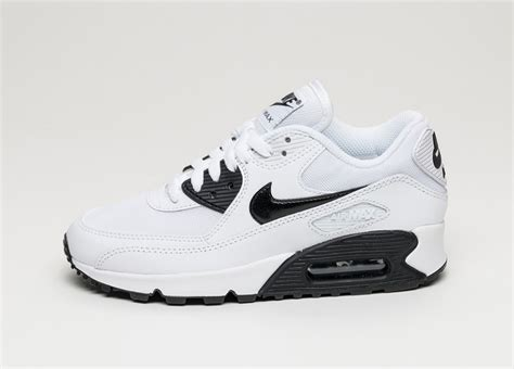Nike Airmax 90 Black White nike wmns air max 90 essential white black asphaltgold