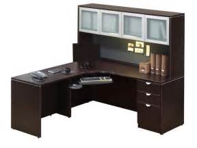 office furniture with hutch cabinets shelving office furniture corner desk with