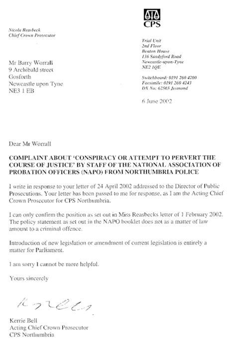 Letter Appealing A Decision