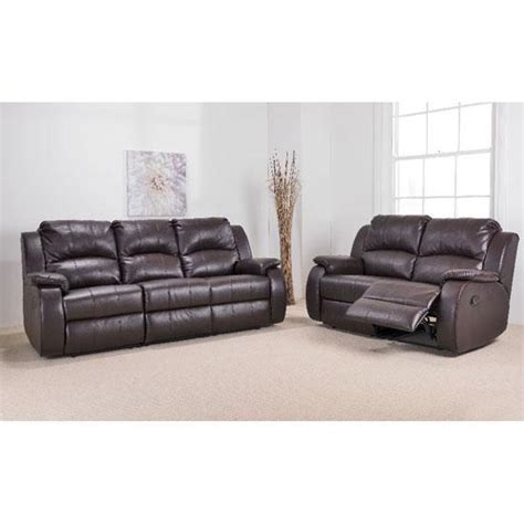 Reclining Leather Sofas Uk by Reclining Leather Sofa Homehighlight Co Uk