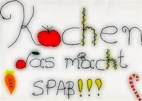 Kochen Macht Spass eine kleine deutschkiste logos f 252 r unser etwinningprojekt