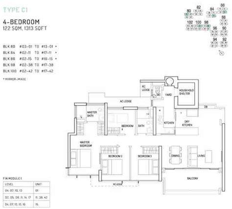 terrace floor plans the terrace floor plan showflat 61001778